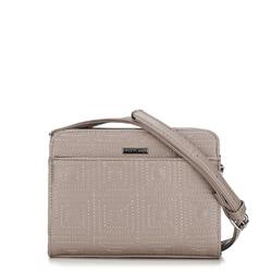 Dámská kabelka, šedá, 89-4Y-610-8, Obrázek 1