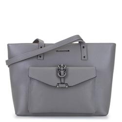 Dámská kabelka, šedá, 92-4Y-240-8, Obrázek 1