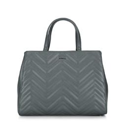 Dámská kabelka, šedá, 92-4Y-600-8, Obrázek 1