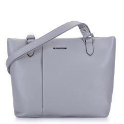 Dámská kabelka, šedá, 93-4Y-207-8, Obrázek 1