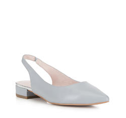 Dámské boty, šedá, 88-D-963-8-37, Obrázek 1
