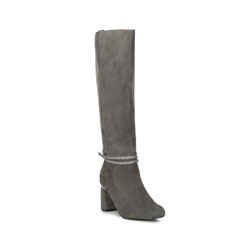 Dámská obuv, šedá, 89-D-910-8-37, Obrázek 1
