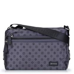 Dámská kabelka, šedá, 93-4-251-8, Obrázek 1
