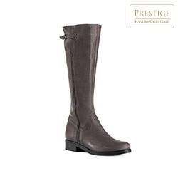 Dámské boty, šedá, 83-D-401-1-40, Obrázek 1