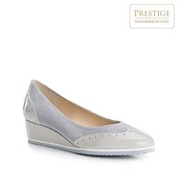 Dámské boty, šedá, 84-D-109-8-38, Obrázek 1