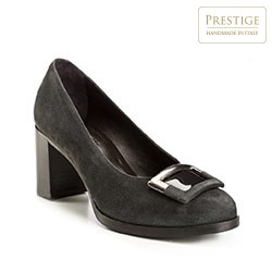 Dámské boty, šedá, 85-D-111-8-38, Obrázek 1