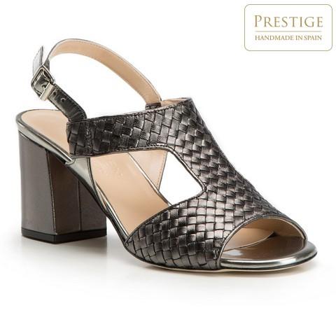Dámské boty, šedá, 86-D-102-8-35, Obrázek 1