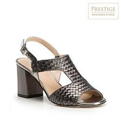 Dámské boty, šedá, 86-D-102-8-36, Obrázek 1