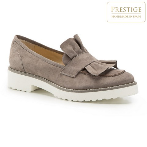 Dámské boty, šedá, 86-D-105-8-35, Obrázek 1