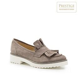 Dámské boty, šedá, 86-D-105-8-38, Obrázek 1