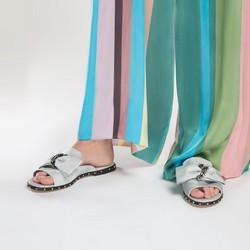 Dámské boty, šedá, 86-D-654-8-38, Obrázek 1