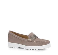 Dámské boty, šedá, 86-D-700-8-40, Obrázek 1