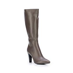 Dámské boty, šedá, 87-D-206-8-38, Obrázek 1