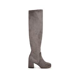 Dámské boty, šedá, 93-D-965-8-38, Obrázek 1