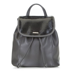 Dámský batoh, šedá, 89-4Y-562-8, Obrázek 1