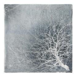 Dámský šátek, šedá, 88-7D-S40-X5, Obrázek 1