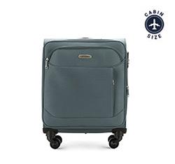 Kabinové zavazadlo, šedá, 56-3S-521-11, Obrázek 1