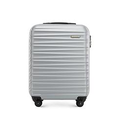 Kabinový cestovní kufr, šedá, 56-3A-311-01, Obrázek 1