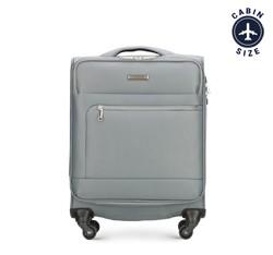 Kabinový cestovní kufr, šedá, 56-3S-621-00, Obrázek 1