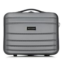 Kosmetická taška, šedá, 56-3A-654-01, Obrázek 1