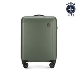 Kabinový cestovní kufr, zelená, 56-3A-621-40, Obrázek 1