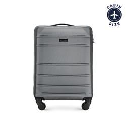 Kabinový cestovní kufr, šedá, 56-3A-651-01, Obrázek 1