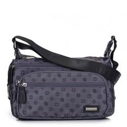 Dámská kabelka, šedá, 93-4-249-8, Obrázek 1