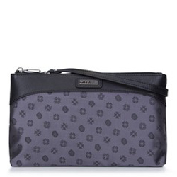 Dámská kabelka, šedá, 93-4-250-8, Obrázek 1