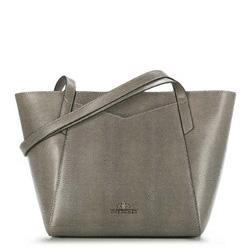Nákupní taška, šedá, 89-4-308-8, Obrázek 1
