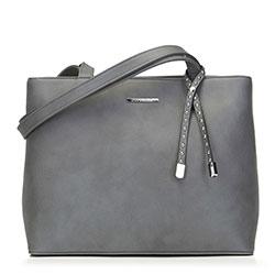 Dámská kabelka, šedá, 89-4Y-400-8, Obrázek 1