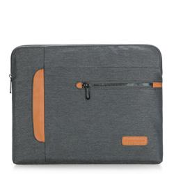 Obal na notebook, šedá, 87-3P-108-8, Obrázek 1