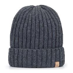 Panská čepice, šedá, 93-HF-008-8, Obrázek 1