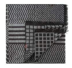 Pánská šála, šedá, 81-7M-S40-X05, Obrázek 1