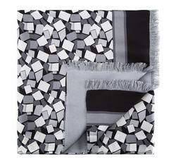 Pánská šála, šedá, 81-7M-S44-X03, Obrázek 1
