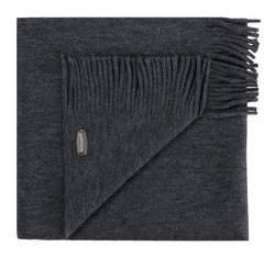 Pánská šála, šedá, 83-7M-W02-8, Obrázek 1