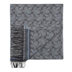 Pánská šála, šedá, 87-7M-X03-X7, Obrázek 1