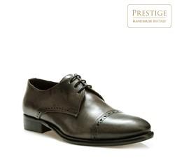 Pánské boty, šedá, 84-M-055-8-43, Obrázek 1