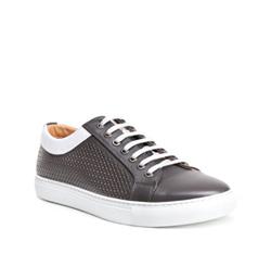 Pánské boty, šedá, 84-M-929-8-41, Obrázek 1