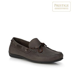 Pánské boty, šedá, 88-M-350-8-42, Obrázek 1
