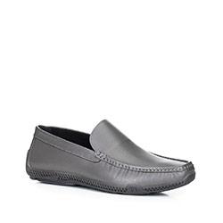 Pánské boty, šedá, 88-M-906-8-41, Obrázek 1