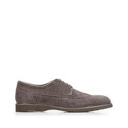 Pánské boty, šedá, 92-M-515-4-40, Obrázek 1