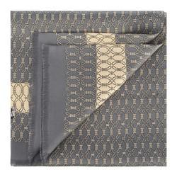 Pánský šátek, šedá, 88-7M-S40-X5, Obrázek 1