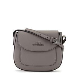 Dámská kabelka, šedá, 89-4E-416-8, Obrázek 1