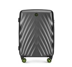 Střední kufr, šedá, 56-3P-802-00, Obrázek 1