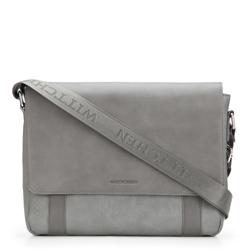 Taška na notebook, šedá, 87-4P-501-8, Obrázek 1