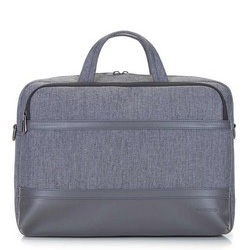Taška na notebook, šedá, 92-3P-505-8, Obrázek 1