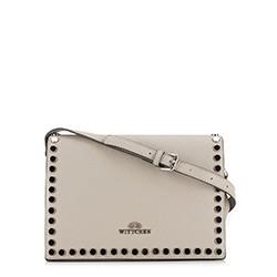Dámská kabelka, šedá, 88-4E-403-8, Obrázek 1