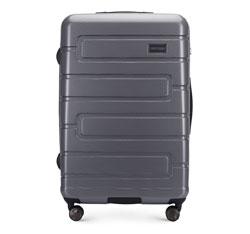 Velký kufr, šedá, 56-3P-833-00, Obrázek 1