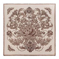 Dámský šátek, šedo-béžová, 88-7D-S31-X1, Obrázek 1