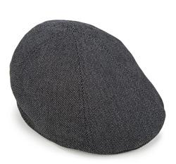 Pánská bekovka, šedo-černá, 85-HF-300-1, Obrázek 1